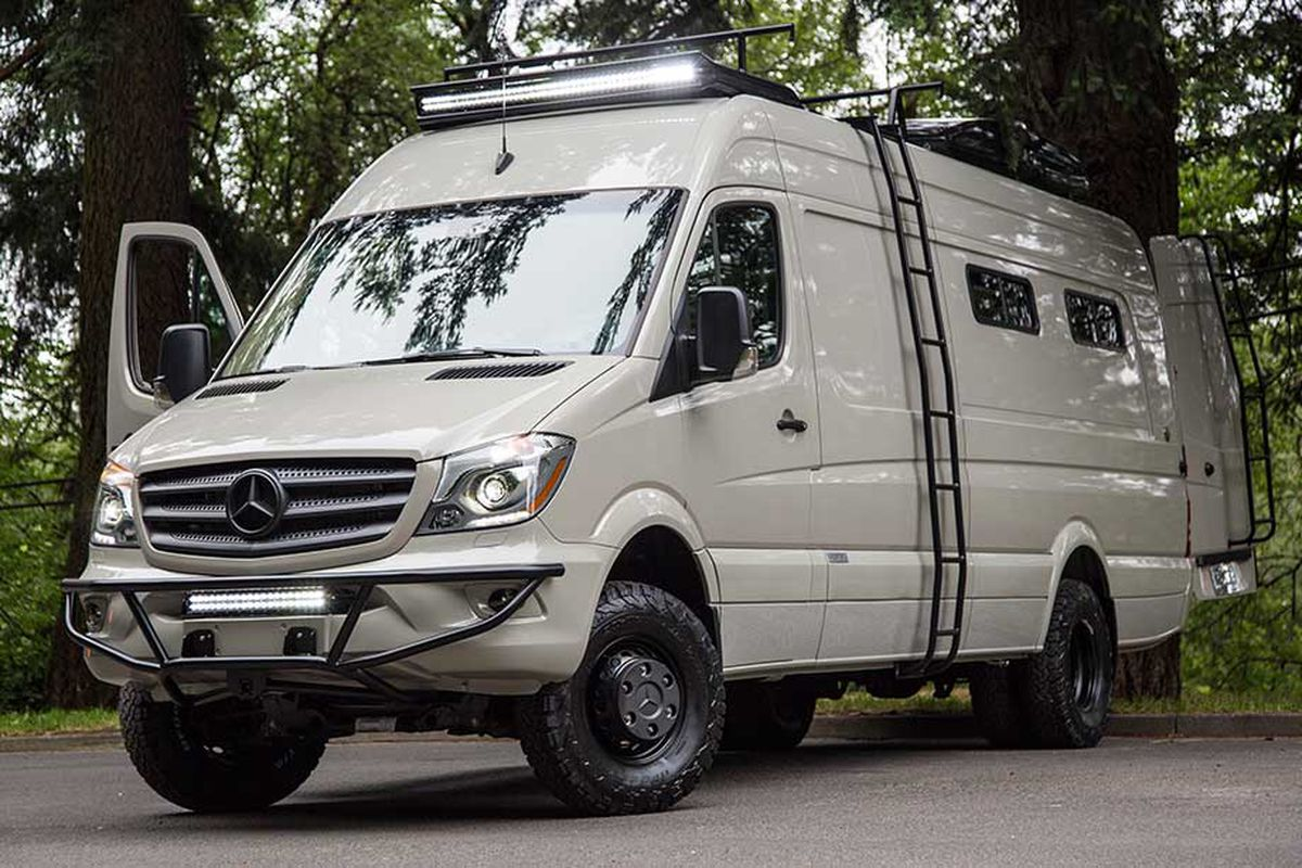 Mercedes-Benz Sprinter new