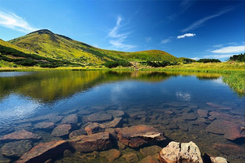 «Карпатськими озерами + гора Хом'як» (3 дні)